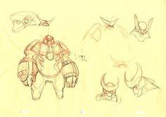画像8 きっかけはHEROMANのフィギュアから。「ベイマックス」コンセプト・デザインのコヤマシゲト インタビュー! - アキバ総研
