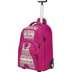 High Sierra Freewheel Wheeled Backpack, Multi