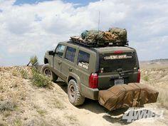jeep commander - Google Search                                                                                                                                                                                 More