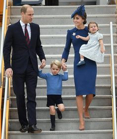 William und Kate in Kanada