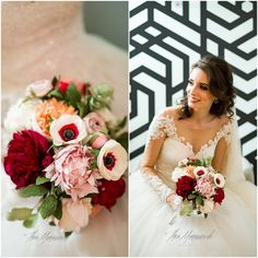 Strong and dashing color combination, with my favorite paper flowers – red and dusty pink peonies, anemones, coral juliet garden roses, succulent, ranunculus and dark greenery. The wedding of this beautiful and happy bride had also paper flowers centerpieces. (O frumoasa combinatie de culori – rosu, roz prafuit, corai si verde inchis, pentru un buchet […]