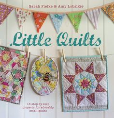 Lily's Quilts: Little Quilts Mini Quilt Swap