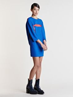 Junya Watanabe Women's Long Sleeve Dress