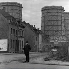 Pixelprojekt_Ruhrgebiet - Essen 1966