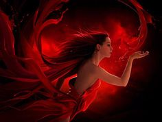 ... red Angel...