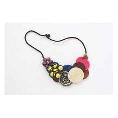 Lindona Necklace // Songa Designs