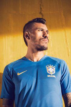 d4b356b820b The 2018 Brasil National Team Collection. Football KitsFootball ...