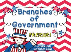 Teacher strategies: These are different ways to teaching government to the students. ---------------------------------------------Diary of a Not So Wimpy Teacher: Teaching Government in the Primary Grades. FREEBIE from Sailing into Second. 3rd Grade Social Studies, Social Studies Notebook, Social Studies Classroom, Social Studies Activities, Teaching Social Studies, Teaching History, History Education, History Class, Teaching Tips