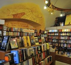 Prague Shopping | Bookstores
