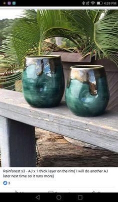 Keramik Töpfern, Töpfermuster, Keramik Ideen, Lehmschüssel, Keramikstudio,  Garten, Emaillelacke,