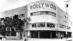 Cine Hollywood. Caracas, Venezuela.