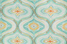 Fretwork/Scroll Outdoor :: Richloom Tyngsboro Printed Poly Outdoor Fabric in Opal $8.95 per yard - Fabric Guru.com: Fabric, Discount Fabric, Upholstery Fabric, Drapery Fabric, Fabric Remnants, wholesale fabric, fabrics, fabricguru, fabricguru.com, Waverly, P. Kaufmann, Schumacher, Robert Allen, Bloomcraft, Laura Ashley, Kravet, Greeff