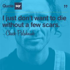 chuck palahniuk quotes - Google Search