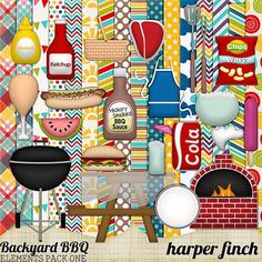 Harper Finch: Memorial Day