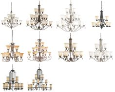 Different Types of Chandeliers That You Want To Have At Your Home