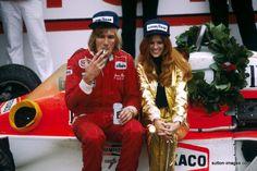 James Hunt, F1 anti-hero