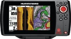 HELIX 7 SI COMBO FISHFINDER/GPS/CHARTPLOTTER WITH SIDE IMAGING®