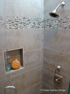 Mosaic Shower Tile Design, Pictures, Remodel, Decor and Ideas - page 4