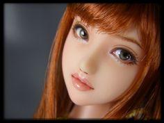 "★ = daughter = custom head (Obitsu 01) ""Miwa"" ★ / [Buyee]  Japan Shopping Service"