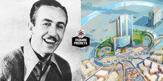 Inside Walt Disney's Ambitious, Failed Plan to Build the City of Tomorrow  - Esquire.com