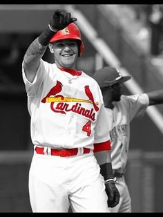 Yadi!!!! Love me some #4