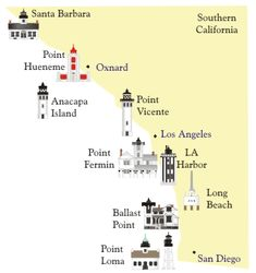 Southern California Lighthouses
