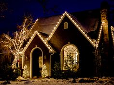 Inspiration for our first house lights! :)