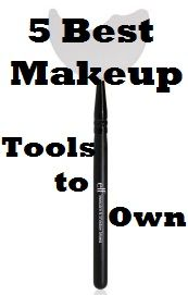 5 Best Makeup tools to own, good list!