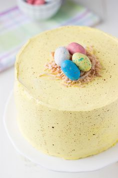 Easter Speckled Egg
