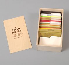 THE ARCHIVAL WOODEN BOX :: HICKOREES