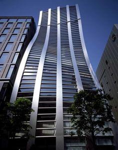 De Beers building in Ginza, Tokyo, Japan