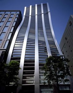 De Beers Ginza Building  by Jun Mitsui & Associates Architects  Tokyo, Japan
