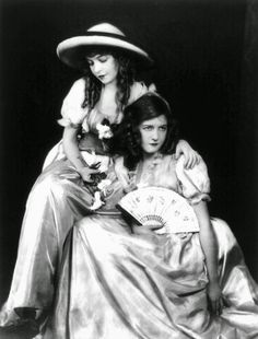 Lillian (1893-1993) and Dorothy Gish (1898-1968) were film legends in their own time; actresses who changed the perception of what screen ac...