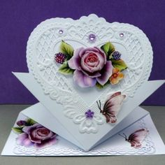 3d Cards, Pop Up Cards, Cardmaking, Beautiful, Weddings, Tags, Ideas, Gift Boxes, Globes