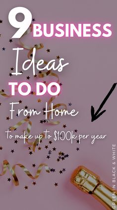 This post looks at 9 easy business ideas that you can do from home. It's perfect if you   want to know about work from home jobs that pay a substantial income.   #workfromhomejobs #businessideas #momjobs #makemoneyfromhome #makemoneyonline   #onlinebusinessideas #easyonlinejobs Earn Money From Home, Way To Make Money, Make Money Online, Legit Work From Home, Work From Home Jobs, Business Launch, Online Business, Easy Business Ideas, Medical Transcriptionist