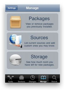 How to add Sources to Cydia for new Cydia Apps