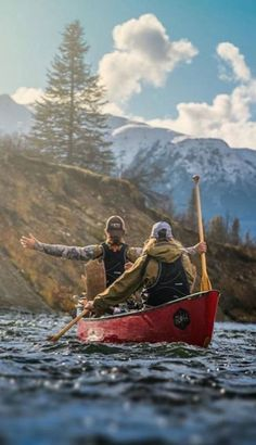 Canoe | Wilderness | Adventure | Nature