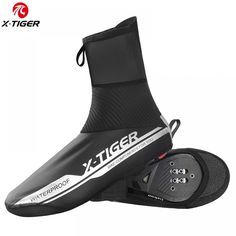 X-TIGER Pro Waterproof Reflective Cycling Shoe Cover Winter Bike Cycling Overshoes Covers Windproof MTB Bicycle Shoe Covers Price: 32.32 & FREE Shipping #staysafe #practicesafetyguidlines #fashion|#sport|#tech|#lifestyle