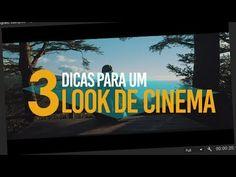 3 DICAS ESSENCIAIS para deixar seu vídeo com LOOK DE CINEMA! - YouTube