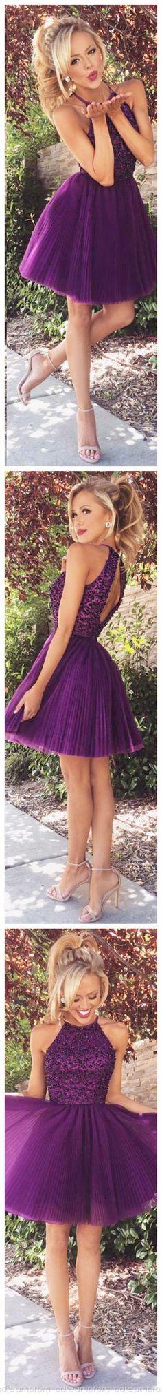 short dress prom dress homecoming dress