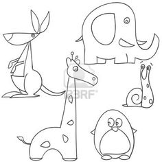 Children's drawings of doodle ANIMALS - Recherche Google