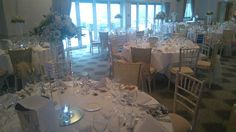 Simply Bows And Chair Covers Newcastle Plastic Chairs Target 30 Best Chiavari Decoration Images On Pinterest Gold Sequin Caps With Ivory Organza Sash Dressed Supplied By Y Mwstwr