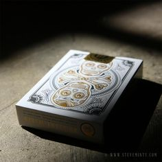 Muertos is an original set of American playing cards designed by Steve Minty and produced by the United States Playing Card Company (USPCC). It is independently crafted and honors the holiday that cel