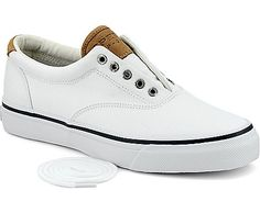 Sperry Top-Sider Striper CVO Salt Washed Twill Sneaker