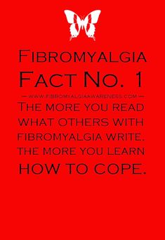 Fibromyalgia Awareness | Information, Tips, Support, Patient Stories: Fibromyalgia Posters