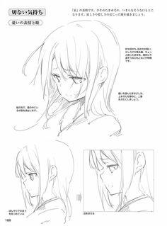 Ideas For Drawing Anime Crying Manga Girl Manga Drawing Tutorials, Manga Tutorial, Manga Girl Drawing, Drawing Reference Poses, Drawing Poses, Drawing Ideas, Anime Crying, Wie Zeichnet Man Manga, Manga Poses
