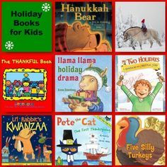 Holiday Books for Kids to Celebrate the Season