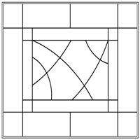 This is a Easy stained glass patterns Stained Glass Frames, Stained Glass Quilt, Faux Stained Glass, Leaded Glass, Stained Glass Patterns Free, Stained Glass Designs, Stained Glass Projects, Mosaic Patterns, Art Patterns