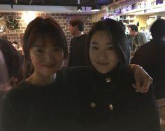 20151230 Instagram media by ssessera - 나 오징어 되도 괜찮아!! ㅋㅋㅋ송혜교 선배님과!! 수고 많으셨습니다!!