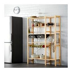 IKEA - IVAR, 2 sections w/shelves & drawers, Untreated solid pine is a durable natural material that can be painted, oiled or stained according to preference.You can move shelves and adapt spacing to suit your needs.You can personalize the furniture even more by staining or painting it your favorite color.